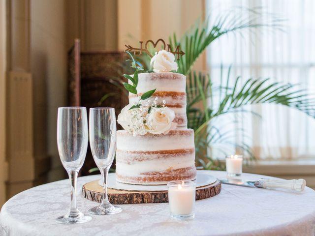 Jasline and Michael's Wedding in Richmond, Virginia 23