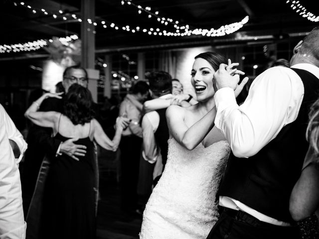 Wes and Katherine's Wedding in Buffalo, New York 3