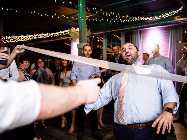 Wes and Katherine's Wedding in Buffalo, New York 10