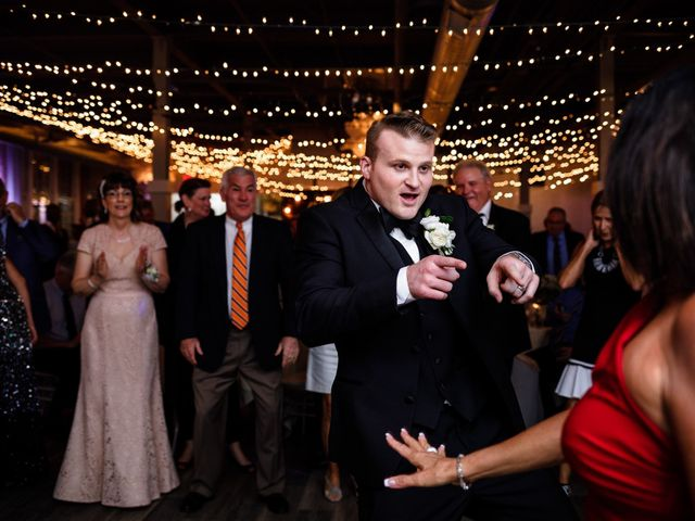 Wes and Katherine's Wedding in Buffalo, New York 22