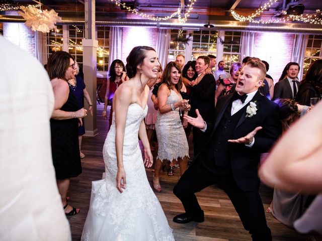 Wes and Katherine's Wedding in Buffalo, New York 24