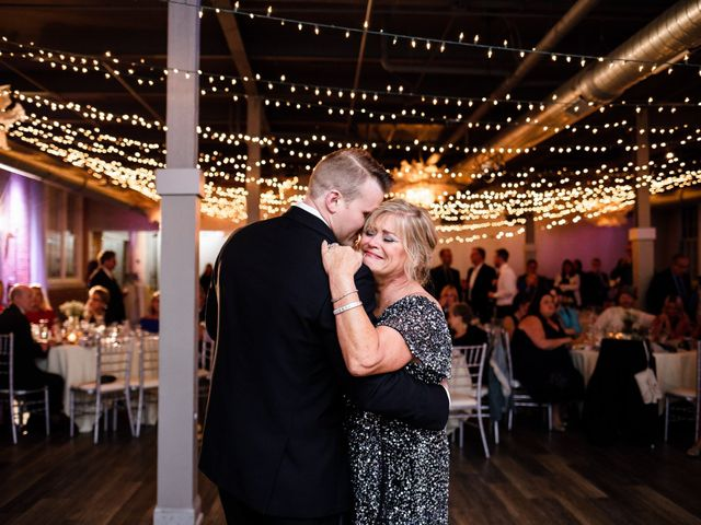 Wes and Katherine's Wedding in Buffalo, New York 28