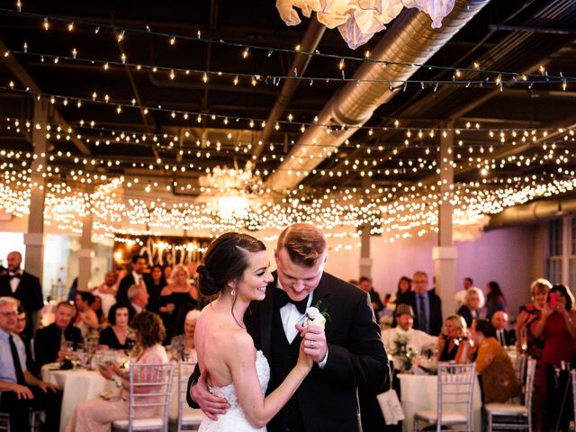 Wes and Katherine's Wedding in Buffalo, New York 34