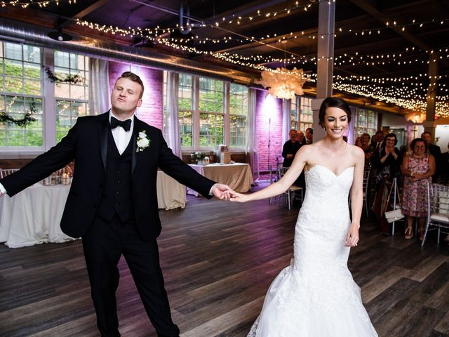 Wes and Katherine's Wedding in Buffalo, New York 41