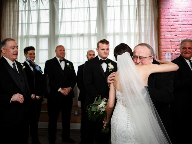 Wes and Katherine's Wedding in Buffalo, New York 59