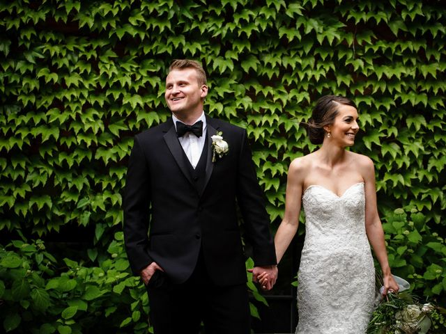 Wes and Katherine's Wedding in Buffalo, New York 75