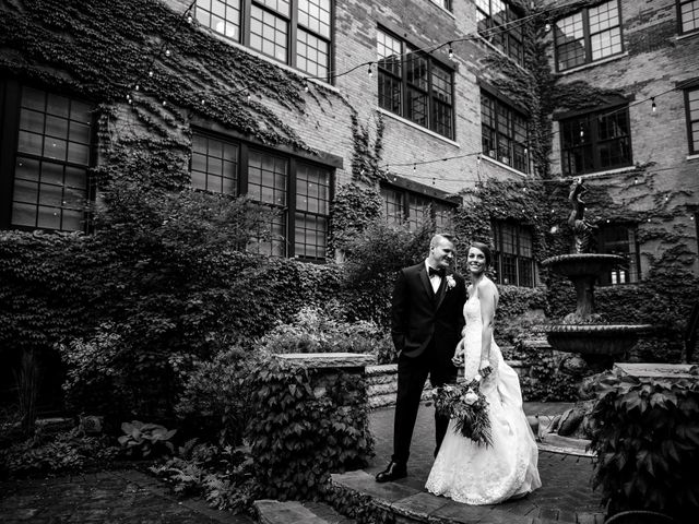 Wes and Katherine's Wedding in Buffalo, New York 77