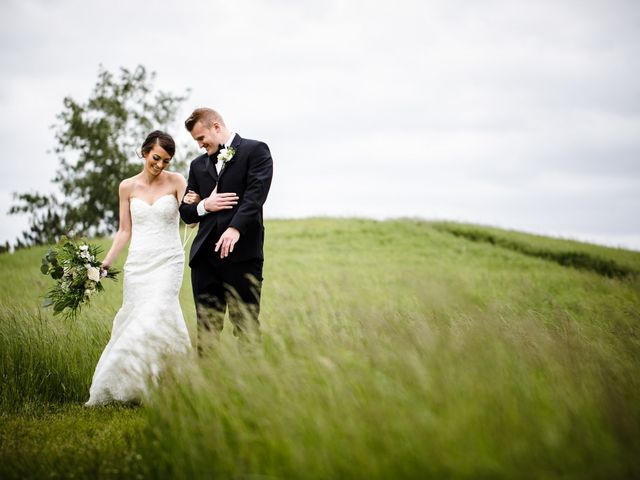 Wes and Katherine's Wedding in Buffalo, New York 1