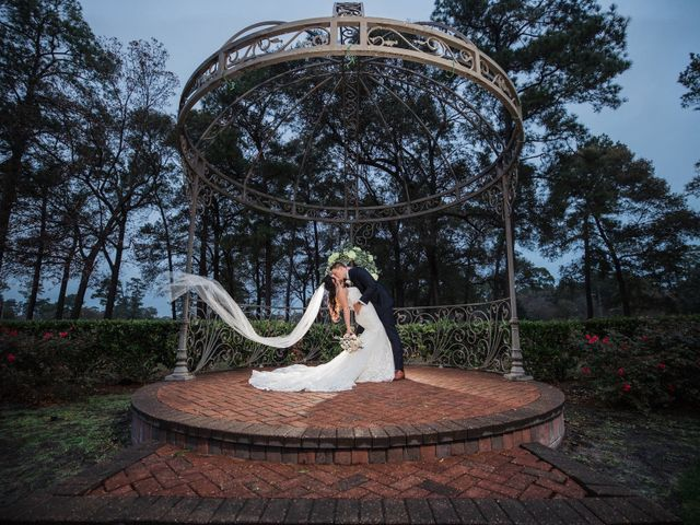 The wedding of Quynhthi and Chris
