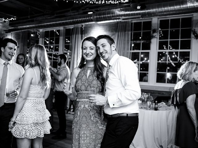 Wes and Katherine's Wedding in Buffalo, New York 5