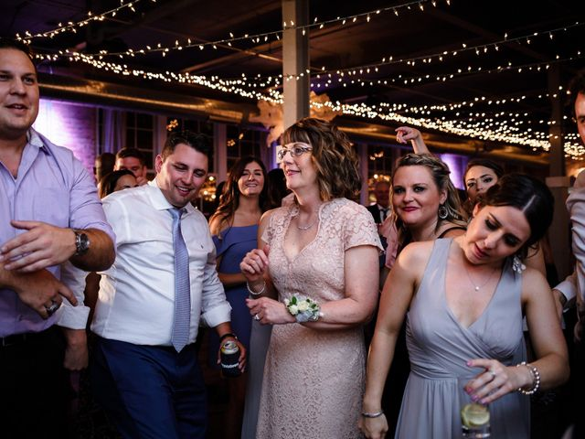 Wes and Katherine's Wedding in Buffalo, New York 13