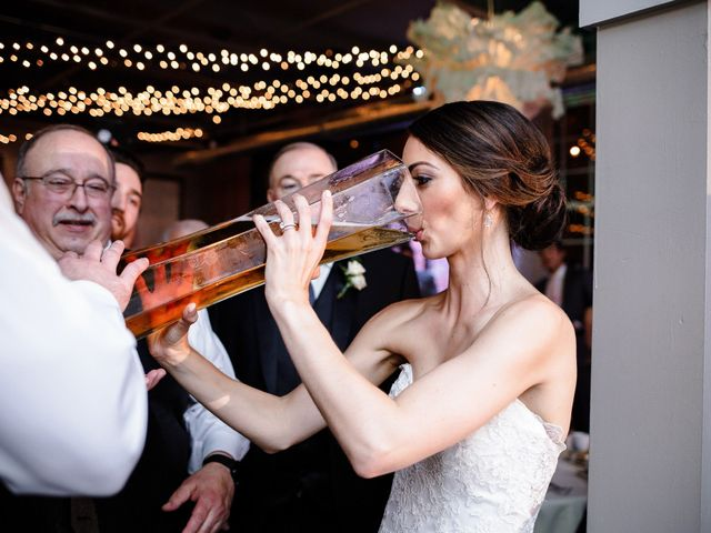 Wes and Katherine's Wedding in Buffalo, New York 17