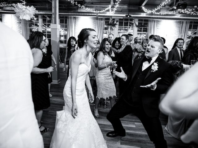 Wes and Katherine's Wedding in Buffalo, New York 23