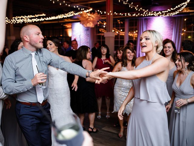 Wes and Katherine's Wedding in Buffalo, New York 25