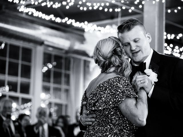 Wes and Katherine's Wedding in Buffalo, New York 27