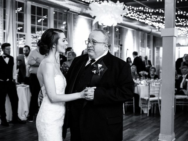 Wes and Katherine's Wedding in Buffalo, New York 30