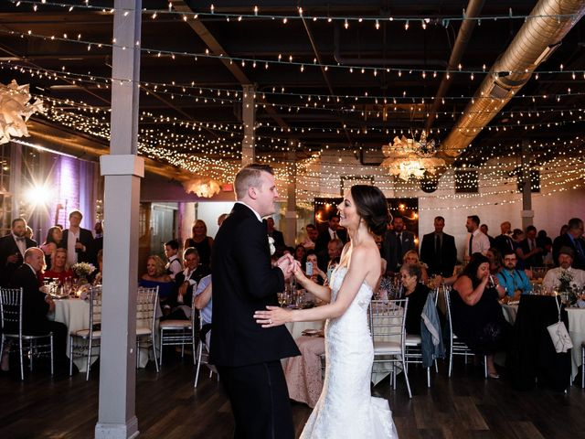 Wes and Katherine's Wedding in Buffalo, New York 31