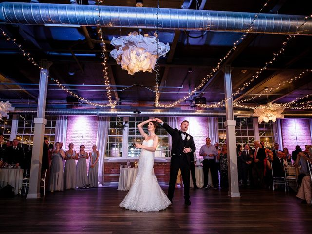Wes and Katherine's Wedding in Buffalo, New York 32