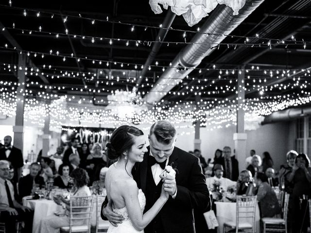 Wes and Katherine's Wedding in Buffalo, New York 33