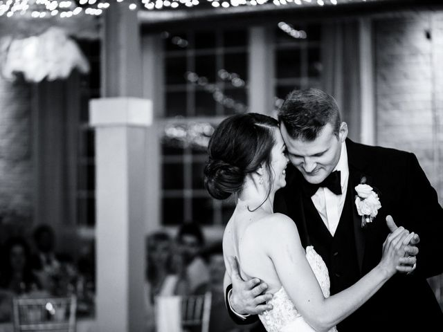 Wes and Katherine's Wedding in Buffalo, New York 35