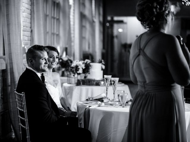 Wes and Katherine's Wedding in Buffalo, New York 38