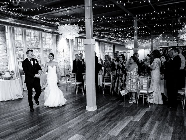 Wes and Katherine's Wedding in Buffalo, New York 42