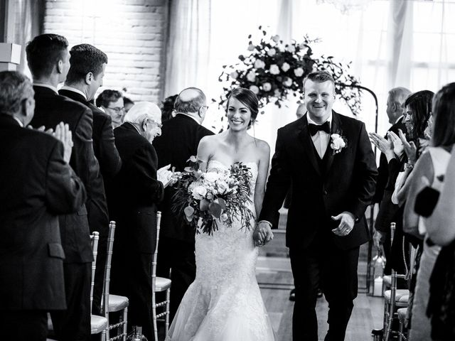 Wes and Katherine's Wedding in Buffalo, New York 52