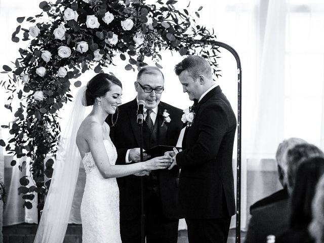 Wes and Katherine's Wedding in Buffalo, New York 54