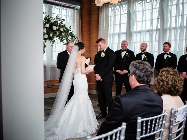 Wes and Katherine's Wedding in Buffalo, New York 57