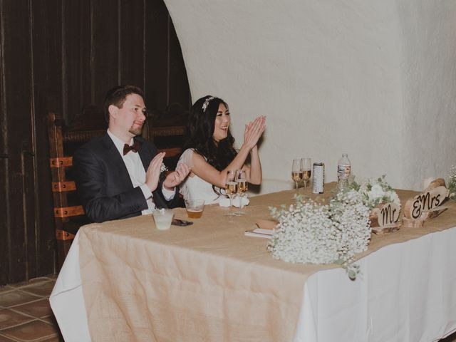 The wedding of Candace and Tim