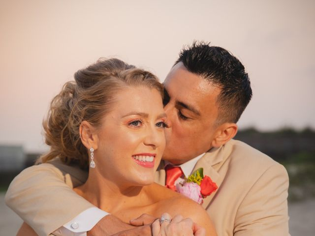 Whitney and Juan's Wedding in South Padre Island, Texas 3