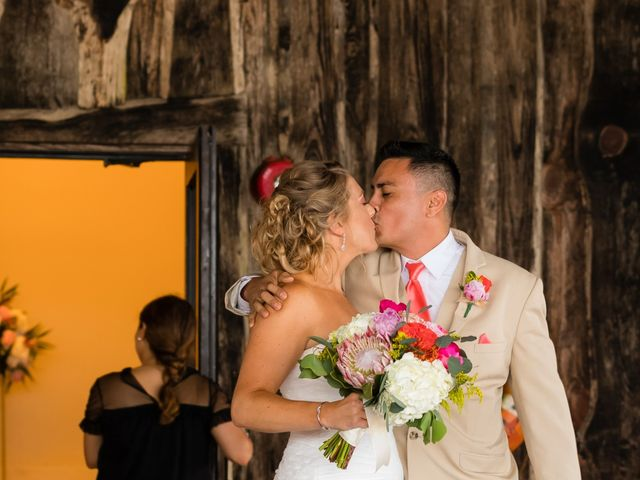 Whitney and Juan's Wedding in South Padre Island, Texas 8