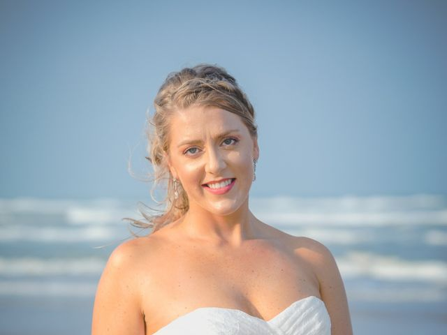 Whitney and Juan's Wedding in South Padre Island, Texas 14