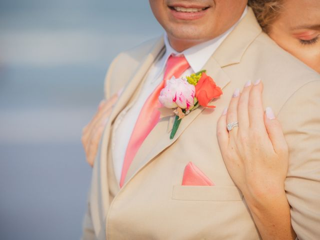 Whitney and Juan's Wedding in South Padre Island, Texas 1
