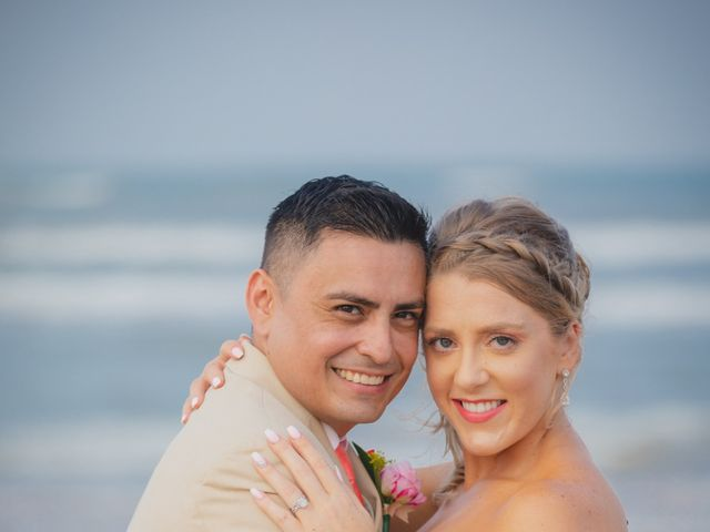 Whitney and Juan's Wedding in South Padre Island, Texas 20