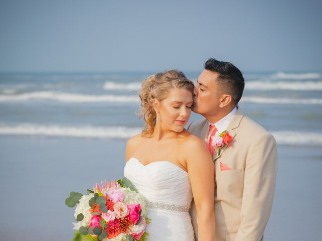 Whitney and Juan's Wedding in South Padre Island, Texas 21