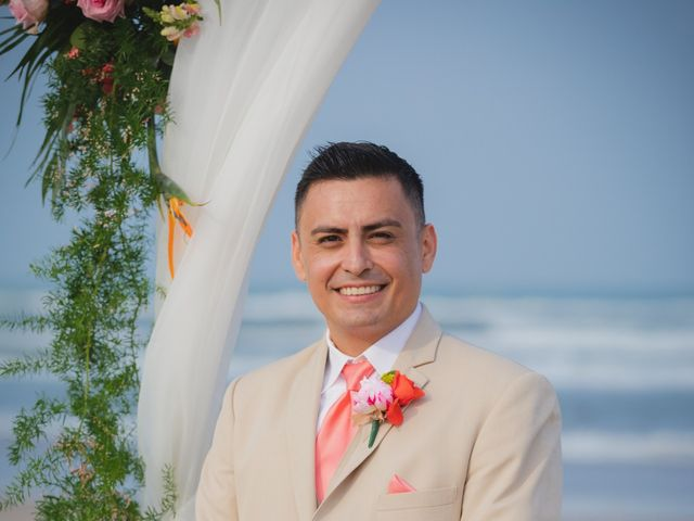 Whitney and Juan's Wedding in South Padre Island, Texas 22