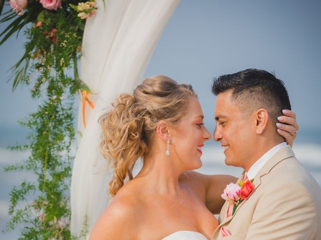 Whitney and Juan's Wedding in South Padre Island, Texas 24