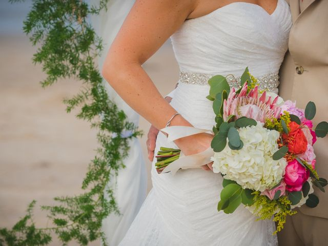 Whitney and Juan's Wedding in South Padre Island, Texas 25