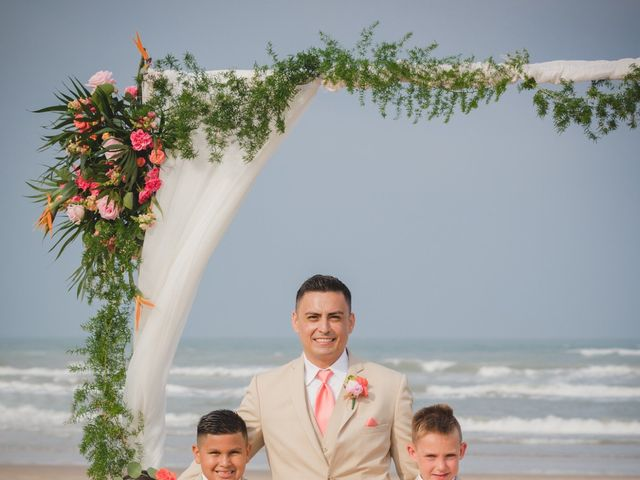 Whitney and Juan's Wedding in South Padre Island, Texas 27