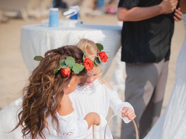 Whitney and Juan's Wedding in South Padre Island, Texas 35