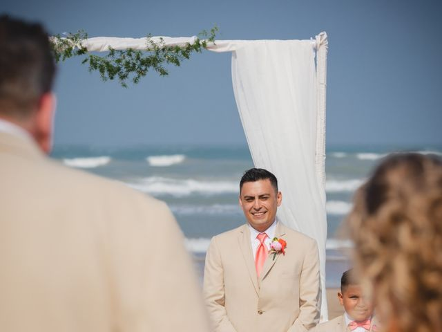 Whitney and Juan's Wedding in South Padre Island, Texas 37