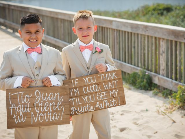 Whitney and Juan's Wedding in South Padre Island, Texas 39