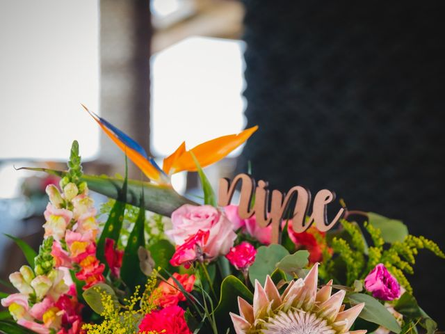 Whitney and Juan's Wedding in South Padre Island, Texas 42