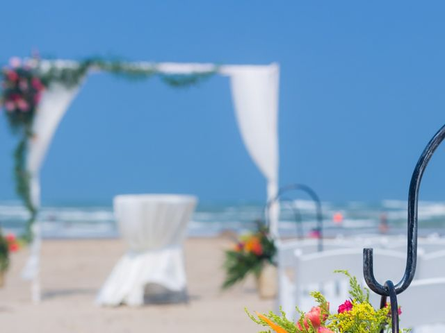 Whitney and Juan's Wedding in South Padre Island, Texas 55