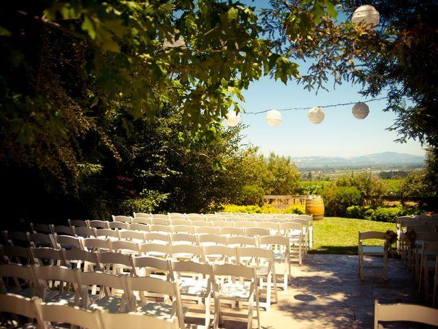 Ineca and Bobbie's Wedding in Sebastopol, California 2