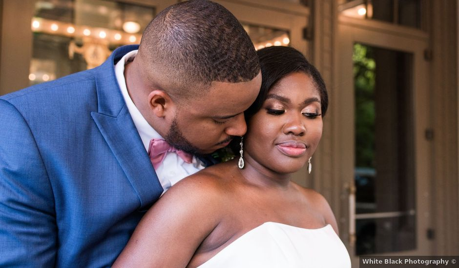 Jasline and Michael's Wedding in Richmond, Virginia