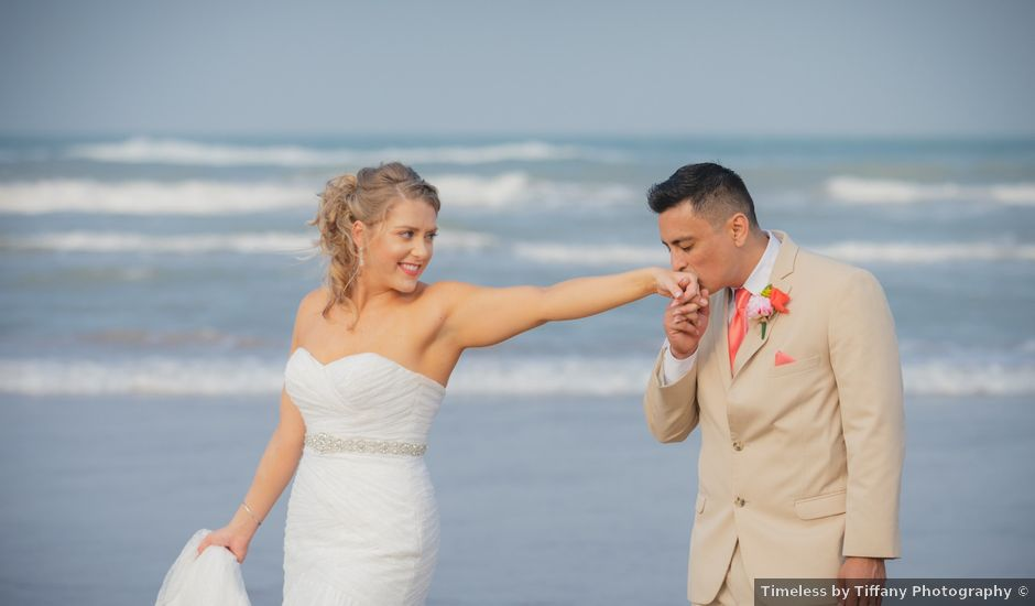 Whitney and Juan's Wedding in South Padre Island, Texas