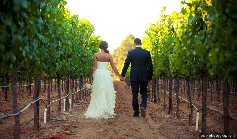 Ineca and Bobbie's Wedding in Sebastopol, California