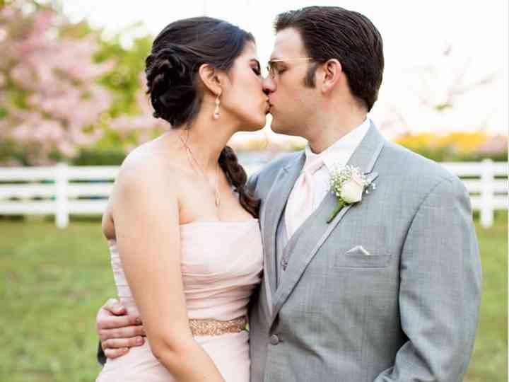 The wedding of Jorge and Alejandra